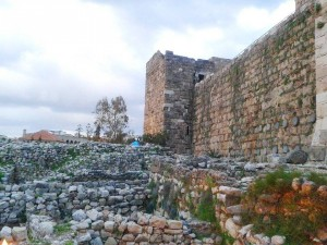 Byblos Citadel, 2015. Photo by: Rasha Faek