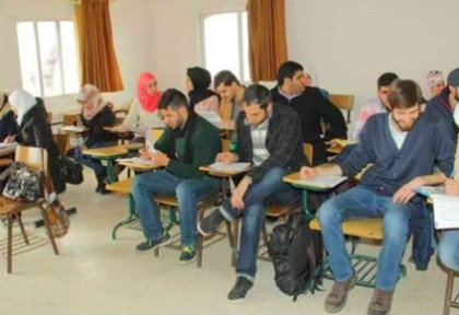 A language class in Lebanon. Credit: © Mohannad.