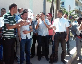 Algerian Students demanded getting rid of the LMD degrees and return to its former system.