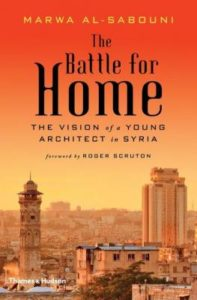 """The architecture has played a vital role in creating, directing and heightening conflicts in Syria,"" Al-Sabouni wrote in her book."