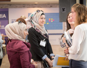 Expanding Higher Education Support for Syrians— A Workshop