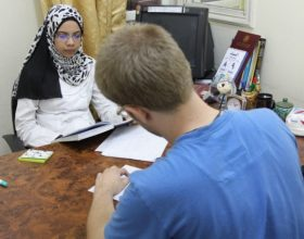 A unique Arabic language program, which has trained generations of Middle East specialists, is under threat.