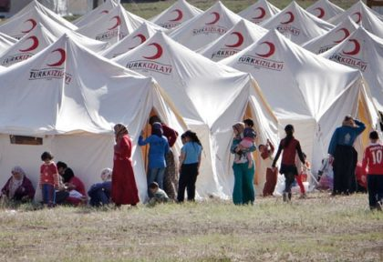 Many Syrians work illegally in Turkey and face very different challenges. Vadim Ghirda/AP