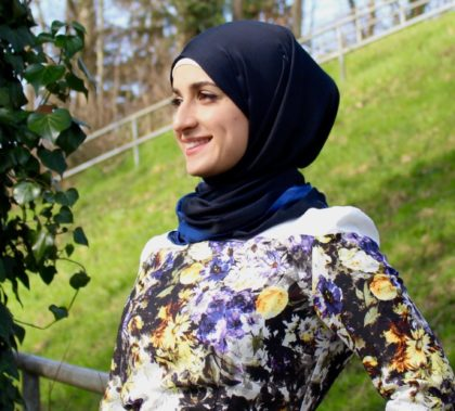 Nur Al-huda Hamdan is a Palestinian researcher pursuing a Ph.D. in computer science in Germany