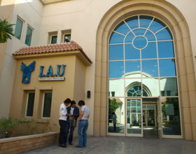 Islamic Azad University  U.A.E. branch located in Dubai