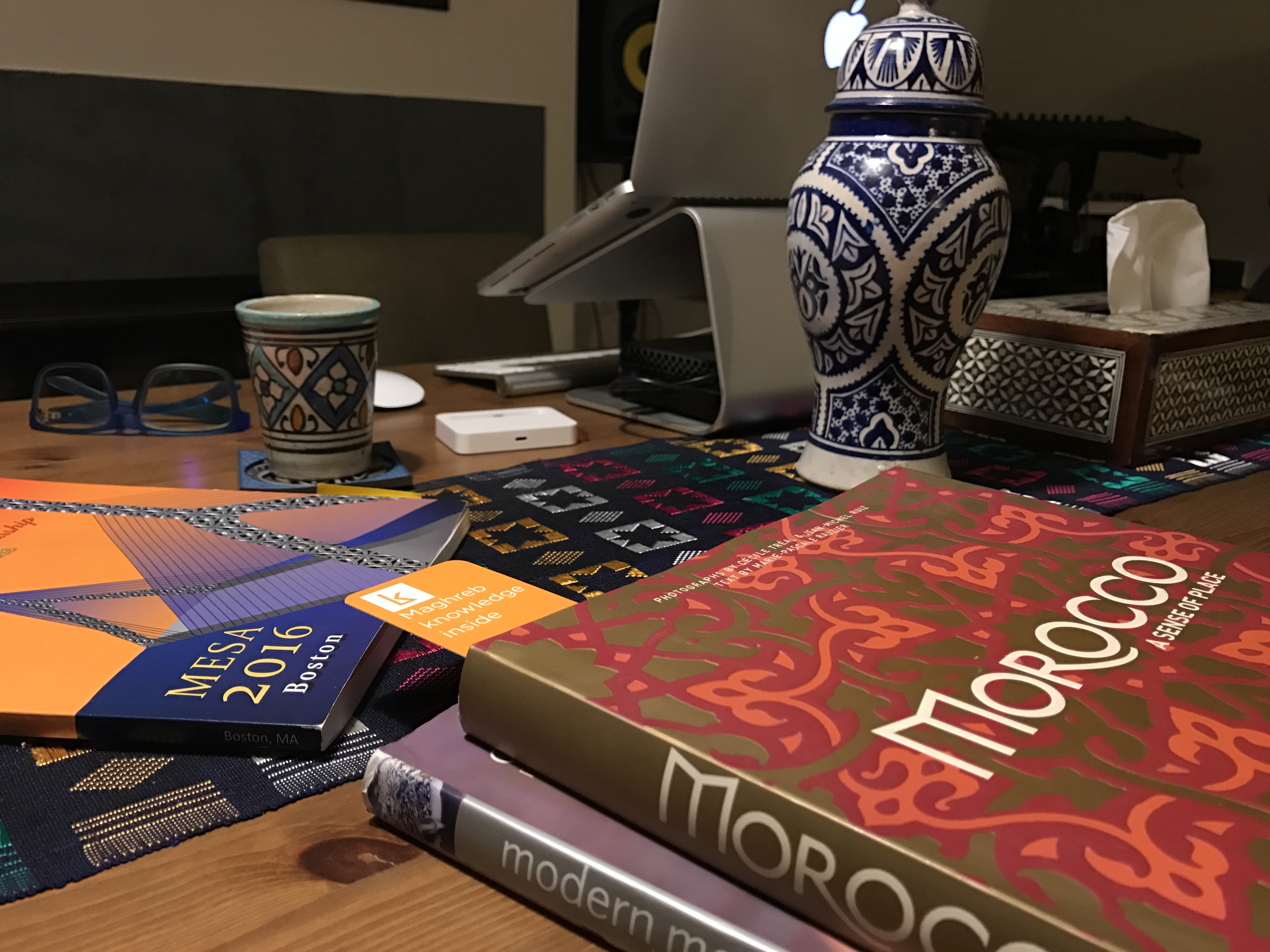 Ketabook helps readers and scholars find books published in the Maghreb.